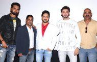 लेखक निर्देशक धीरज पंडित की हिंदी फिल्म 'जंक्शन वाराणसी ' का ट्रेलर और टीजर लांच
