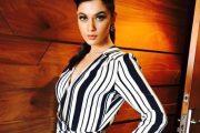 Actress Natasa Fernandes