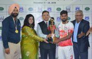 *पंजाबी विवि. बना अखिल भारतीय अंतरविश्वविद्यालयीन फुटबाल प्रतियोगिता का विजेता*