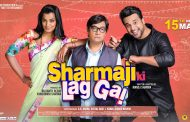 Krushna Abhishek, Mugdha Godse Comedy Hindi film Sharmaji Ki Lag Gai releasing on 15th March