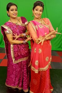 Ekta Jain and Pooja Kanwal plays Daya Ben in coming episode