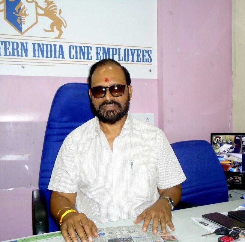 फेडरेशन ऑफ वेस्टर्न इंडिया सिने एम्पलॉइज के प्रेसिडेंट बीएन तिवारी  पर जानलेवा हमला