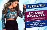 'जागतिक संगीत दिना'निमित्त सावनी रविंद्रची आली नवी म्युझिकल सीरिज