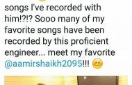 Palak Muchhal's favourite Aamir Shaikh