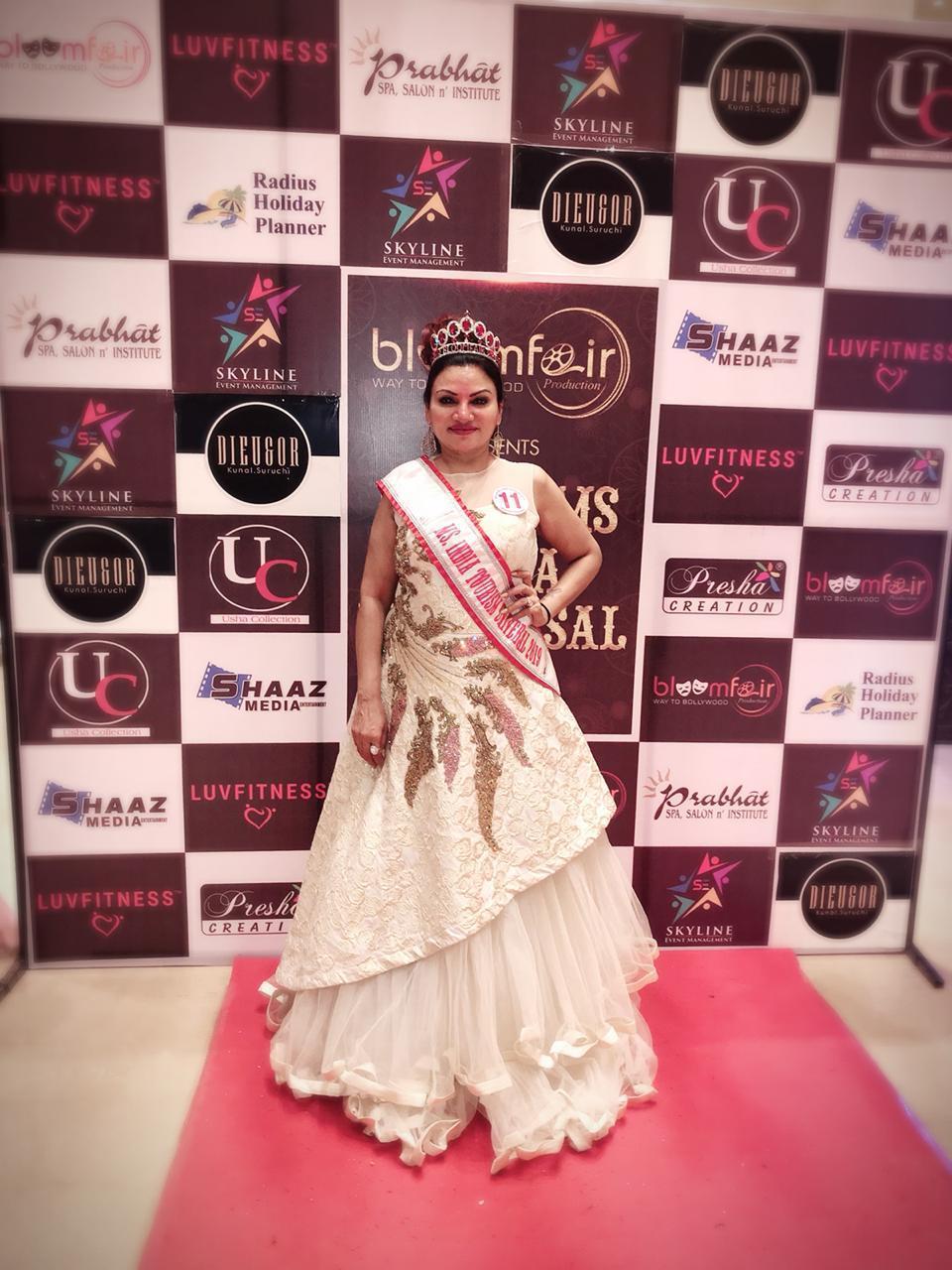 Ms India Tourism Kalpana Brahmbhatt all set to conquer Mexico