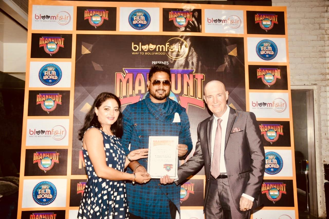Manhunt India 2019 auditions announced for the most handsome Indian male
