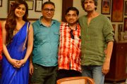 Vijay Raaz and Kangna Sharma in Mona Home Delivery Produced by Sajan Agarwal