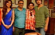 Vijay Raaz and Kangna Sharma in Mona Home Delivery Produced by Sajan Agarwal