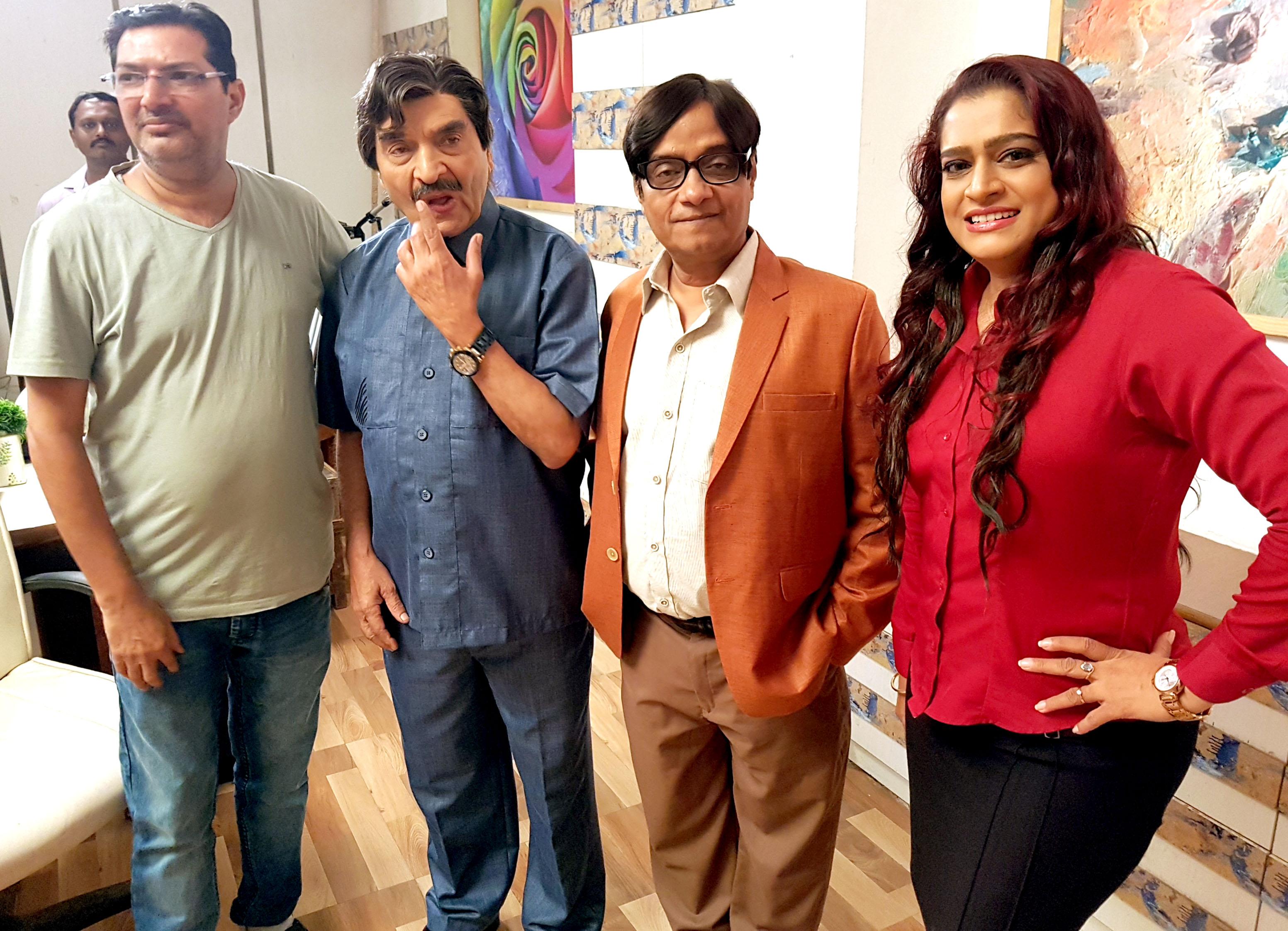 Ekta Jain to be part of comedy horror film Khalli Balli directed by Manoj Sharma