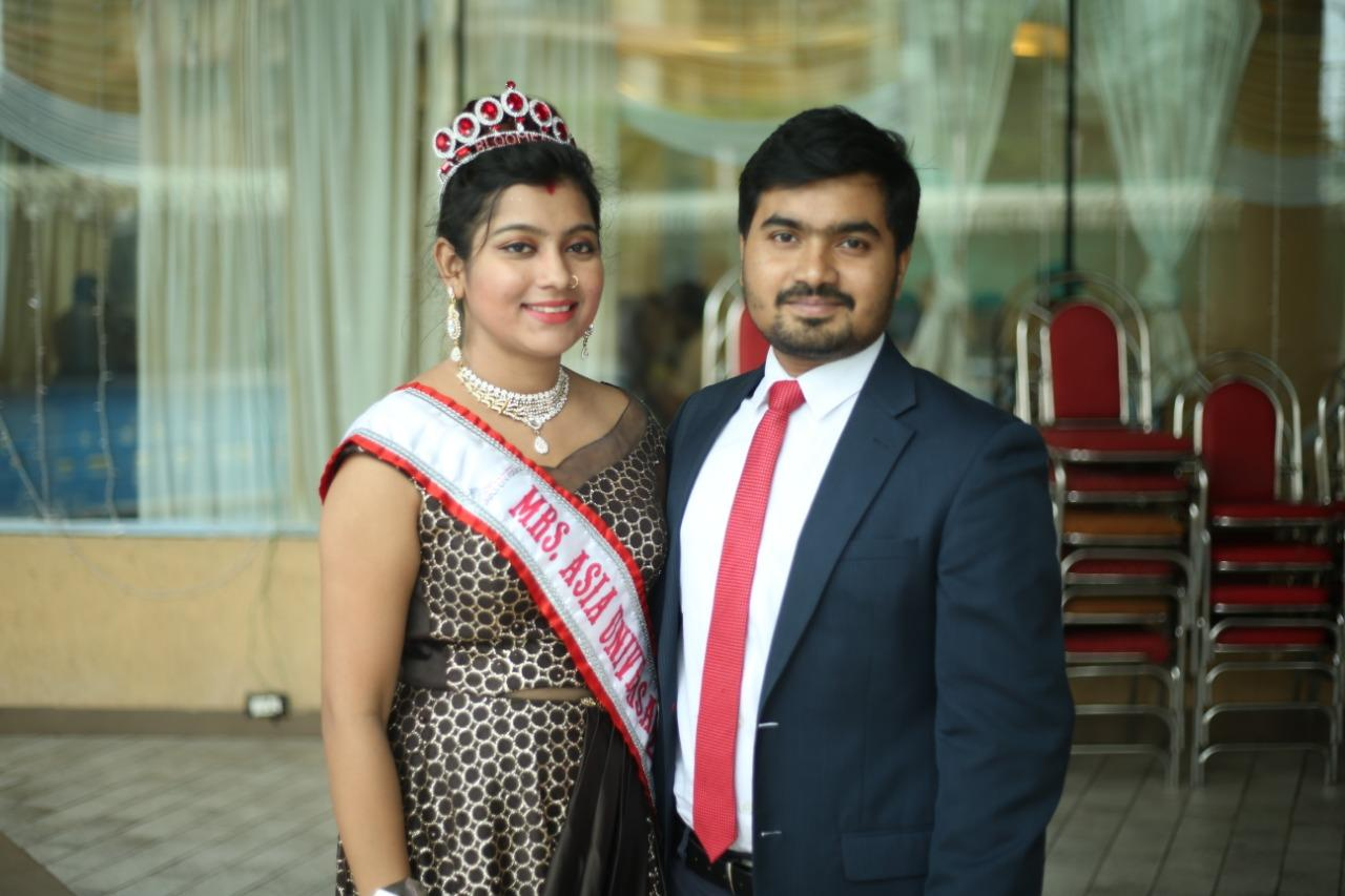 Nandita Goldar to represent india at the Mrs universal pageant 2019 in mexico