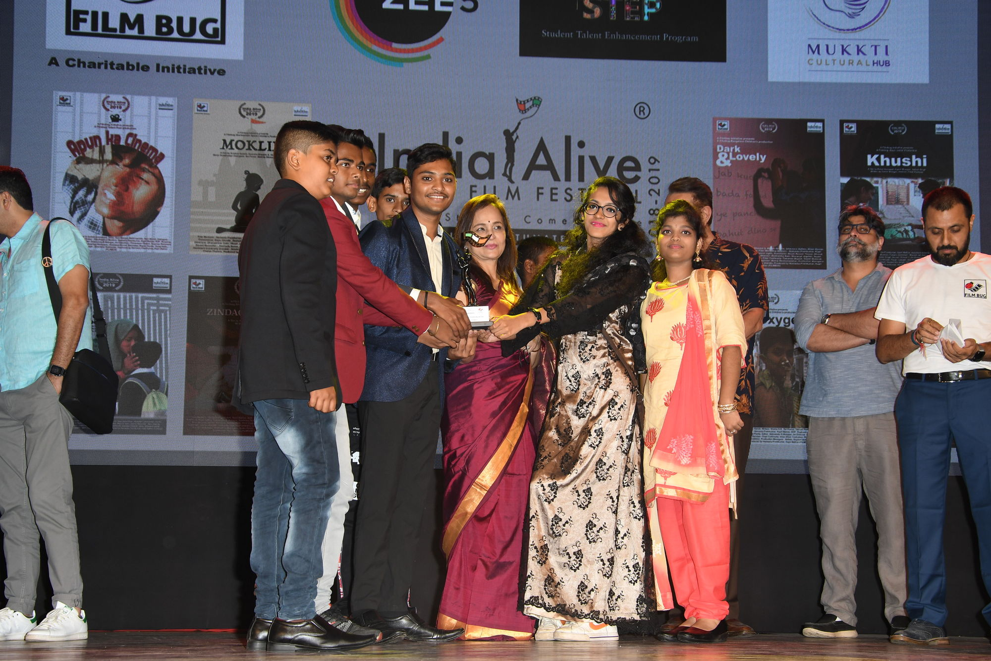 INDIA ALIVE SHORT FILM FESTIVAL