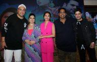 Soumitra Dev Burman launched her debut single Tu Aaya Na