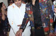Many film star attended birthday party of Pandit Pawan Kaushik