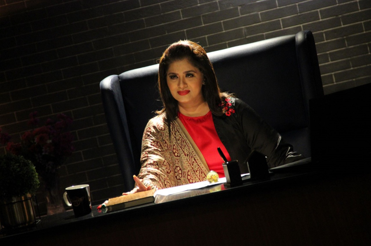 Pictures revealed: Sudha Chandran's first day of shoot for Tara from Satara