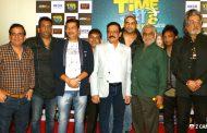 Krushna Abhishek, Shakti Kapoor, Anup Jalota and Hemant Pandey attended trailer launch of film Life Mein Time Nahi Hai.