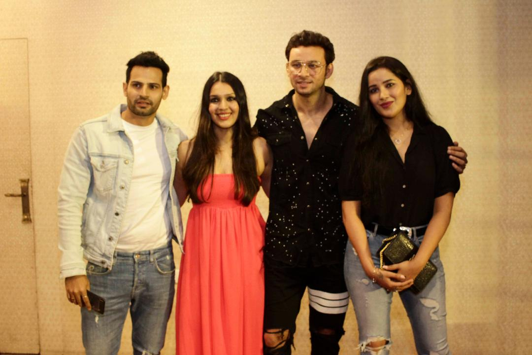 THE TRAILER LAUNCH OF PARTHO GHOSH'S DOSTI ZINDABAD