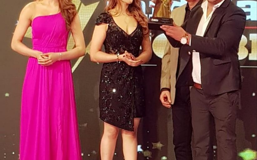 Mid-day's 'Showbiz Icons Awards 2019 ': Shakeel Hashmi Bags For The Best Film Distribution & Marketing