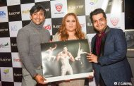 "STAR STUDDED LAUNCH OF ""THE ILLUSIONER 2021"", HIGH FASHION MEN'S CALENDAR SPEARHEADED BY RUNA FARAH DAS"