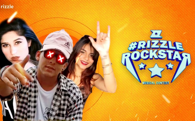 Rizzle Rockstar kicks off a nation-wide musical storm