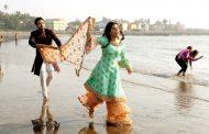 Adnan Khan and Eisha Singh had fun time while shooting outdoor in Mumbai for their serial Ishq Subhan Allah