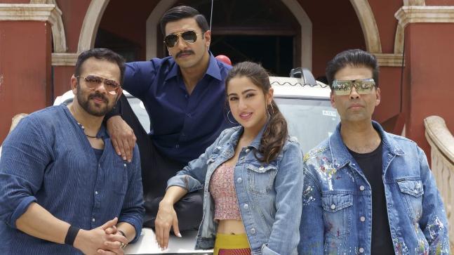The Ranveer Singh and Sara Ali Khan starrer is now the sixth