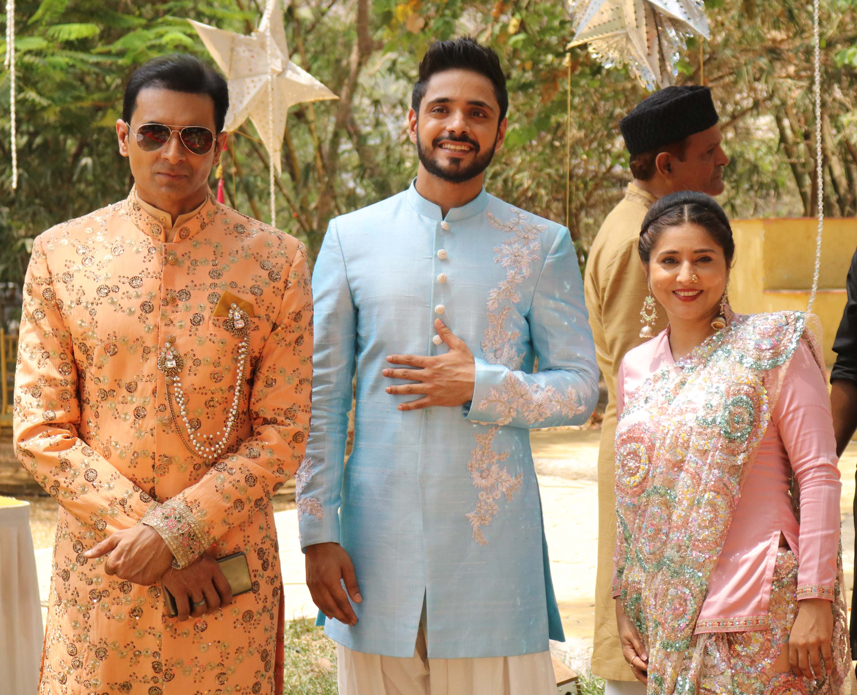 Zara arranged an Eid party in serial Ishq Subhan Allah