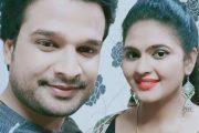 चांदनी सिंह पहली बार रितेश पांडे के साथ