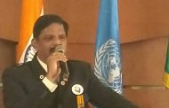 Great Show at Global Peace Summit at Hotel Hablis, in Chennai