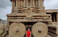 जागतिक पर्यटन दिनी पल्लवी पाटीलने जागवल्या तिच्या 'हंपी' भेटीच्या आठवणी