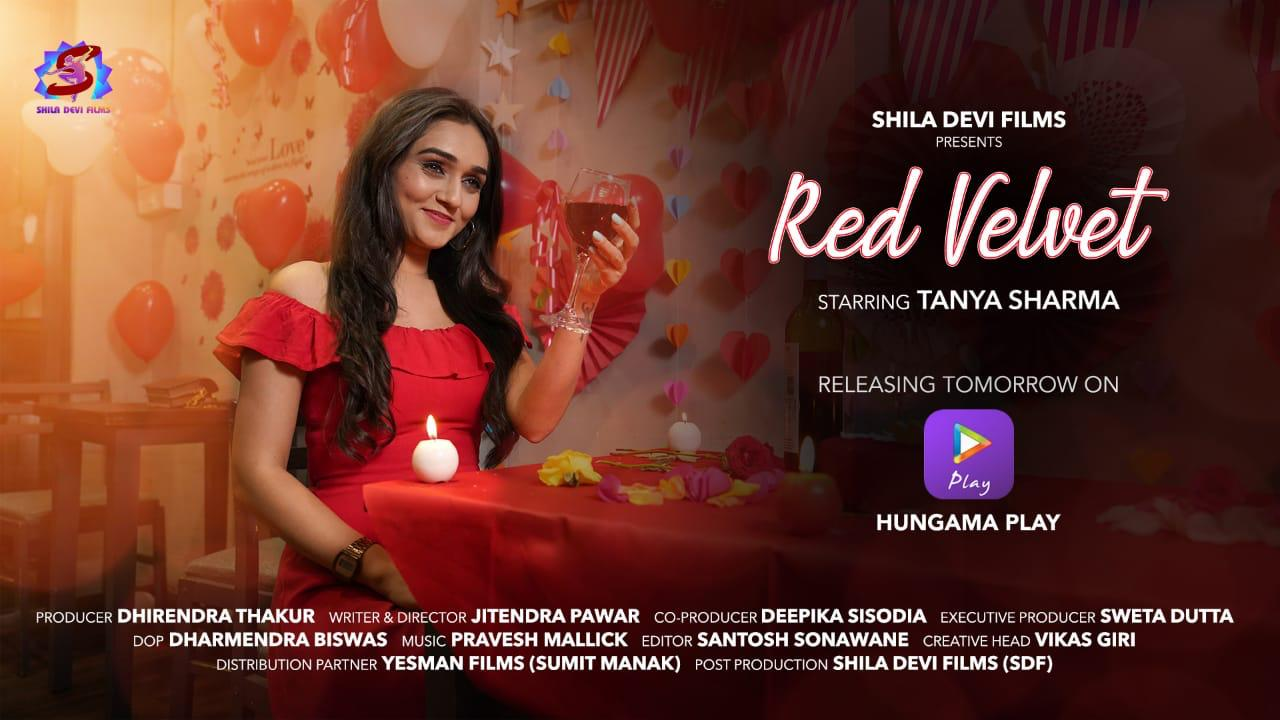 Saath Nibhana Saathiya Actress Tanya Sharma announces her next Valentine Special short film 'Red Velvet' with director Jitendra Pawar
