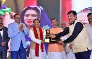 संजय पांडे को मिला त्तर प्रदेश गौरव सम्मान