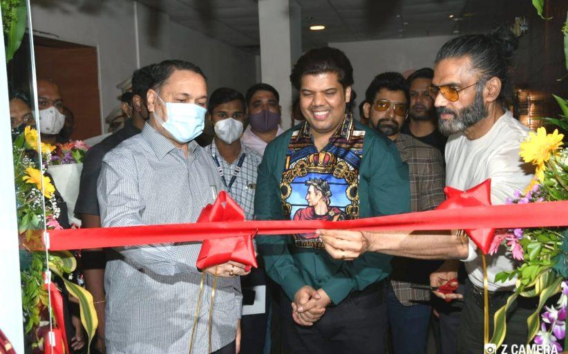 Grand launch of Nitrro Bespoke Fitness in Powai- fastest growing fitness chain the world
